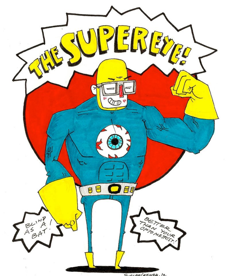 The Super Eye