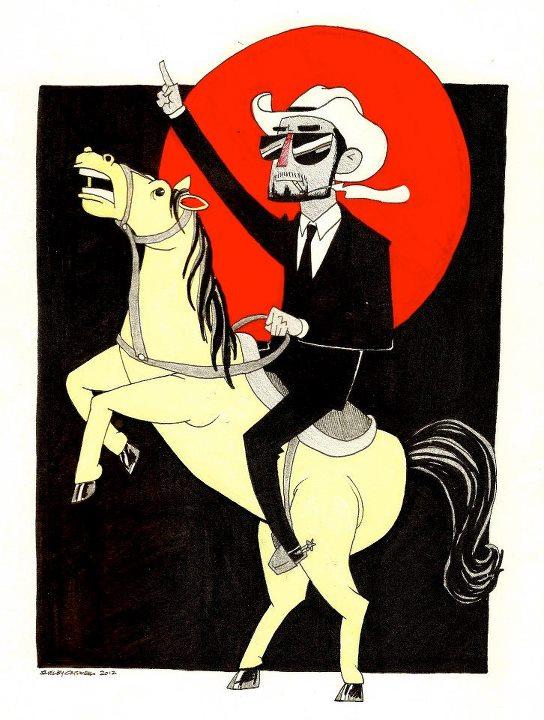 Horse Ridin'