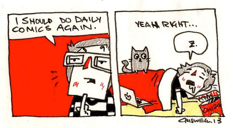 Daily Comic?