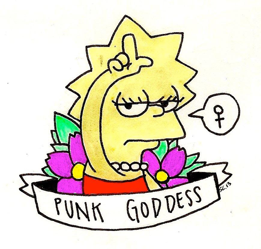 Punk Goddess