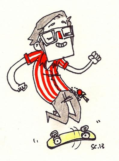 Sk8 Doodle