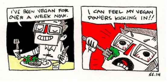 Vegan Powers