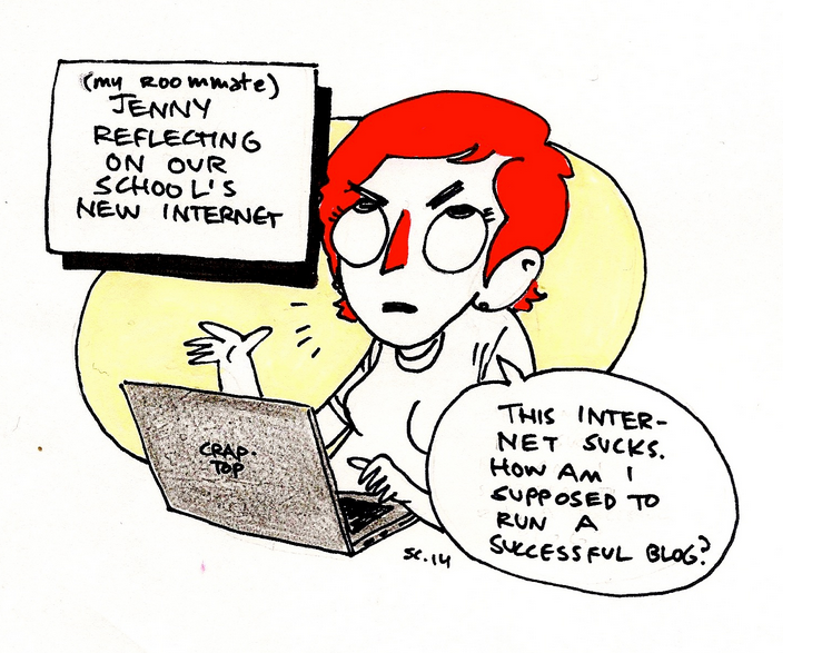 Internet Reflection