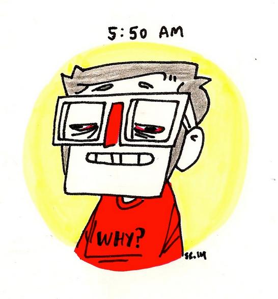 5:50 am