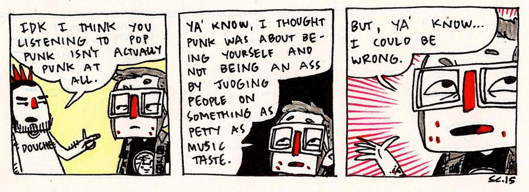 Not Punk