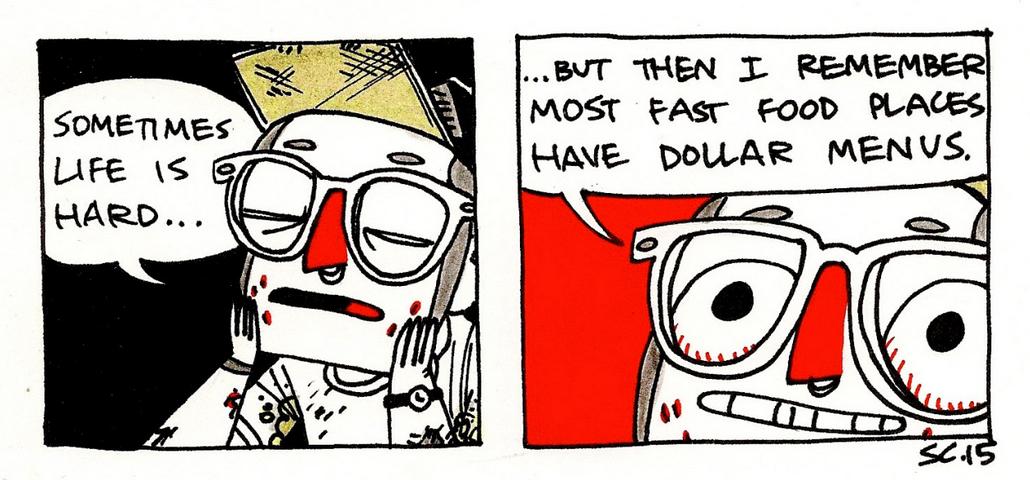 Dollar Menus